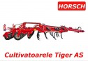 Cultivatoarele Horsch Tiger  AS, Tiger DT, Tiger LT, Tiger MT, Tiger XL