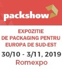 Pack Show(30/10-3/11, 2019, ROMEXPO